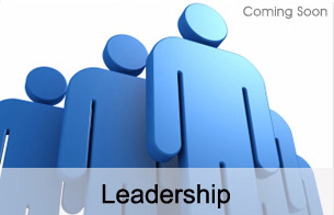 Leadership courses - click for details